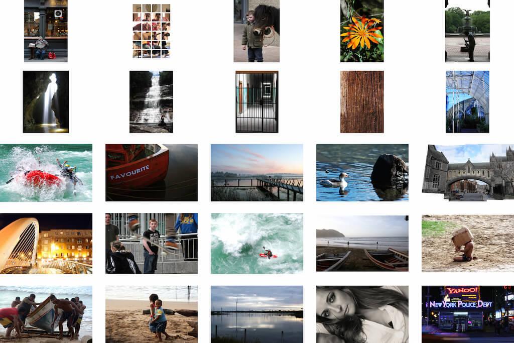 DIT & IADT photography portfolios