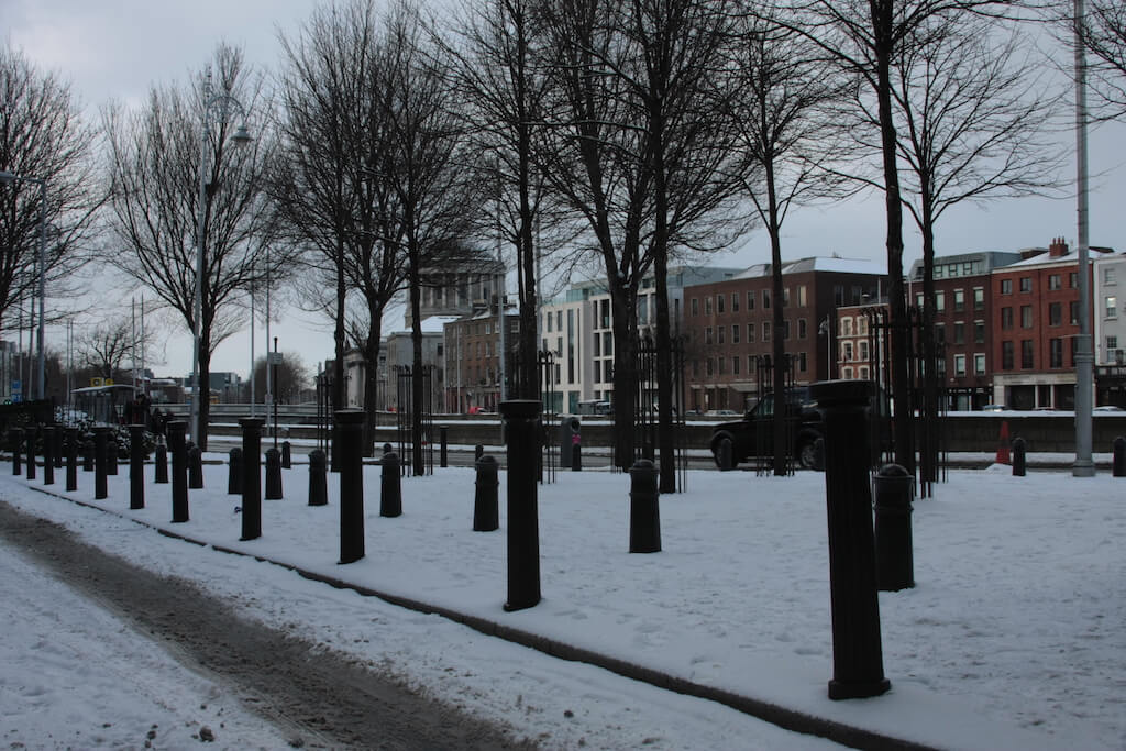 Dublin's fair city