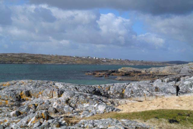 Photographs of Connemara in West Ireland