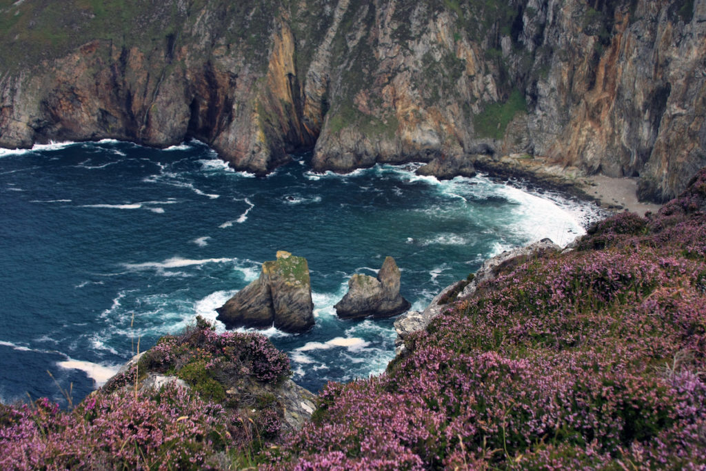 Photographs of Donegal in Ireland
