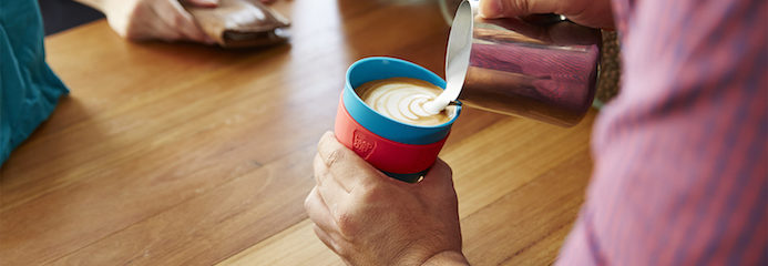 reusable cup discount - Cafes in Ireland that give a discount when you use your own cup.