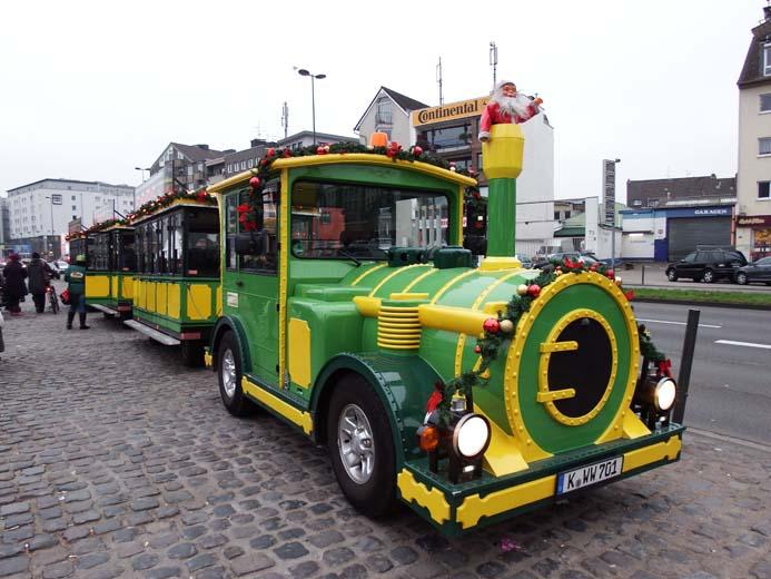 Cologne Christmas Markets Guide Christmas Market Express Train