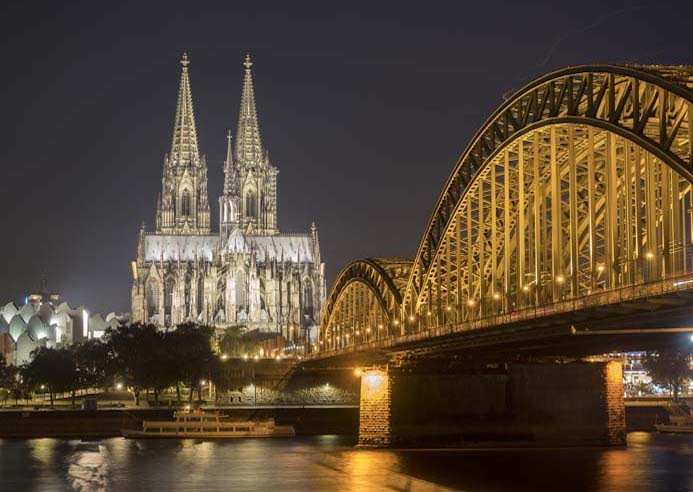 Travel From Cologne Airport To City Centre