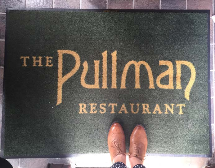 The Pullman Restaurant Orient Express Glenlo Abbey Hotel Galway Ireland