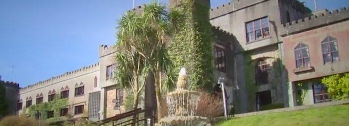 Abbeyglen Castle Hotel Review. The best castle in Ireland