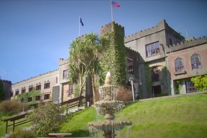 Abbeyglen Castle Hotel Review. The best castle in Ireland