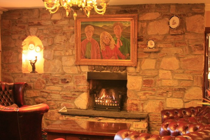 Abbeyglen Castle Hotel – an authentic castle hotel in Ireland