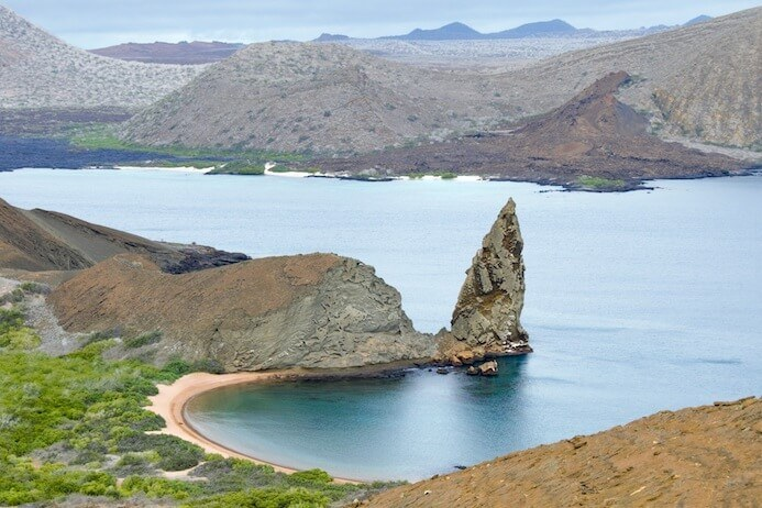 Galapagos Islands travel itinerary