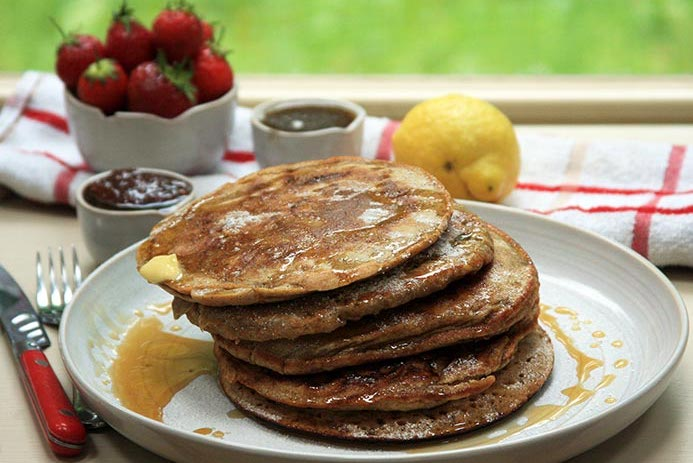 American pancake recipe for fabulous fluffy filling American style pancakes