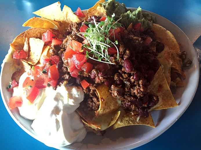 Best nachos in Dublin suburbs Riba Stillorgan South Dublin