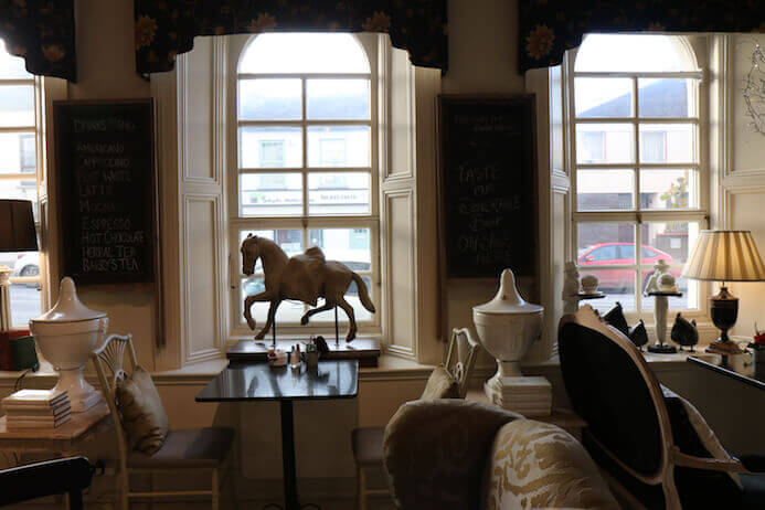 Cafe Townhouse Doneralie review - one of the nicest cafes in Cork