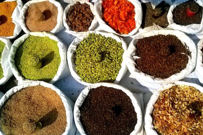 Cooking tips for Indian food and how to make your own garam masala