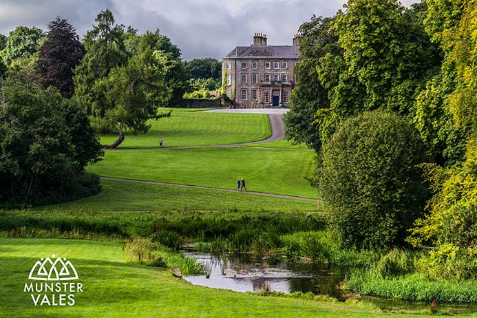 Visiting Doneraile Park - best free things to do in Cork