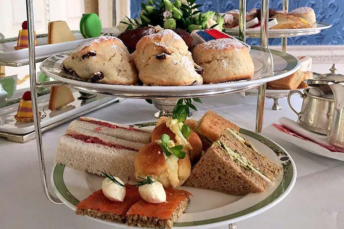 Dublin Hotel Afternoon Tea the best five star Dublin Hotel Afternoon Tea