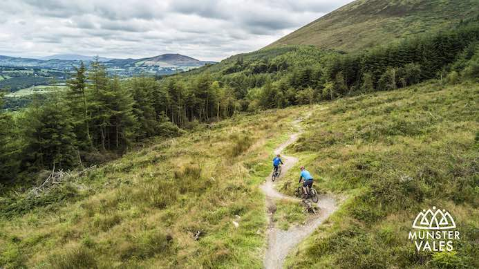 Kilmallock Travel Guide - Klmallock County Limerick Ireland mountain biking in the Ballyhoura mountains