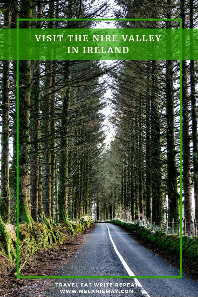 Great road trips in Ireland. The Nire Valley in County Waterford.