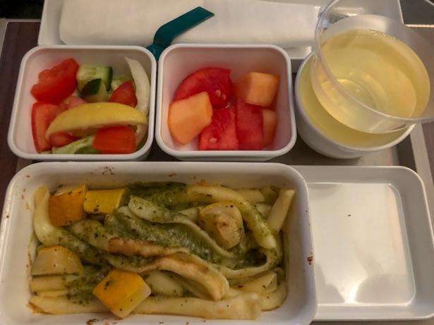 Cathay Pacific Premium Economy cabin review
