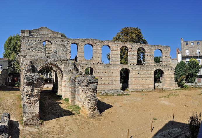 Bordeaux Travel Tips Palais Gallien