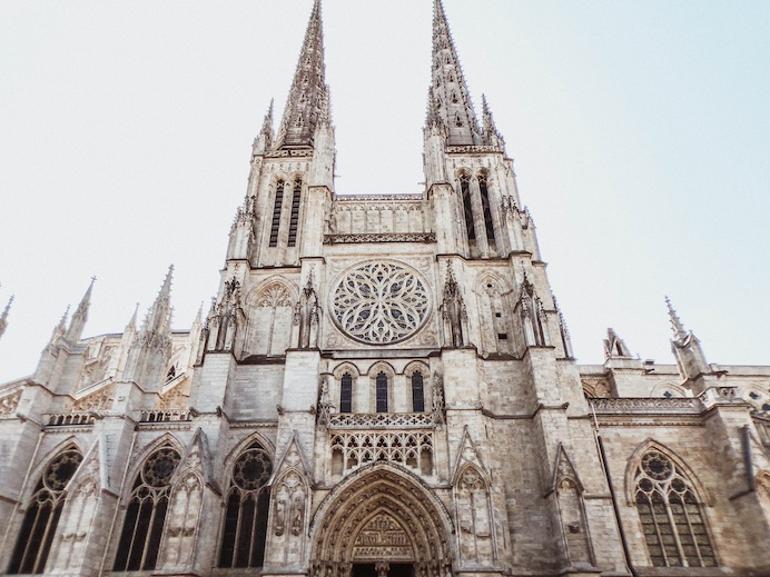 Bordeaux Travel Tips Basilica of St. Michael view