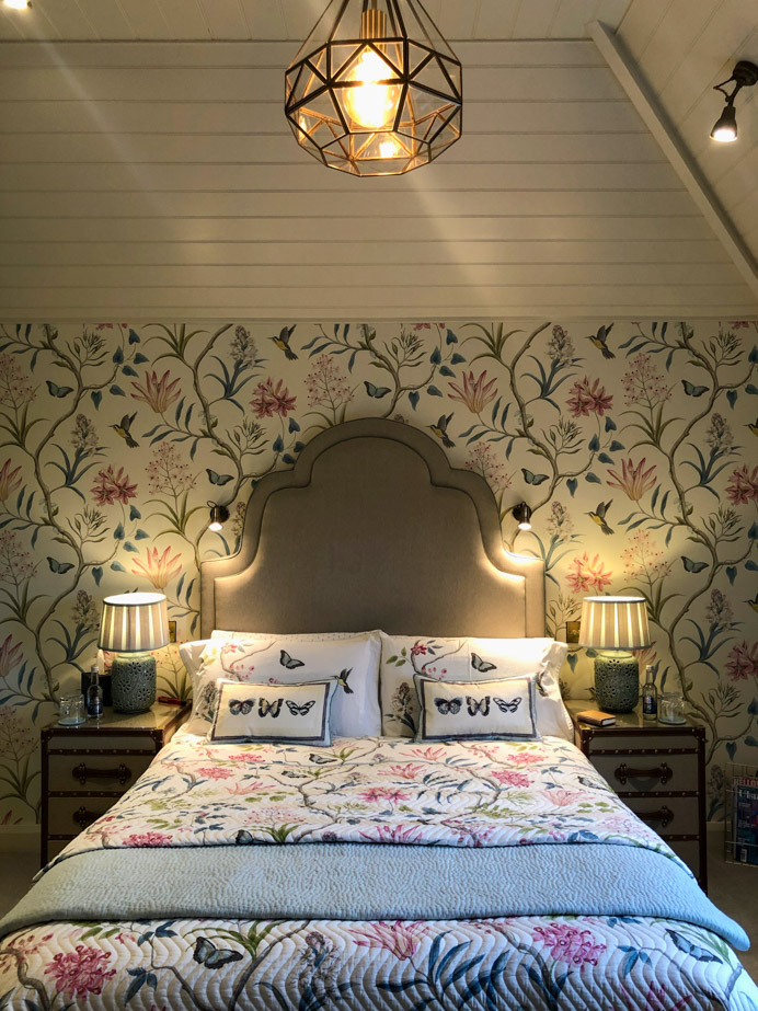 Coach House Boutique B & B Dromore Co Down Northern Ireland review.