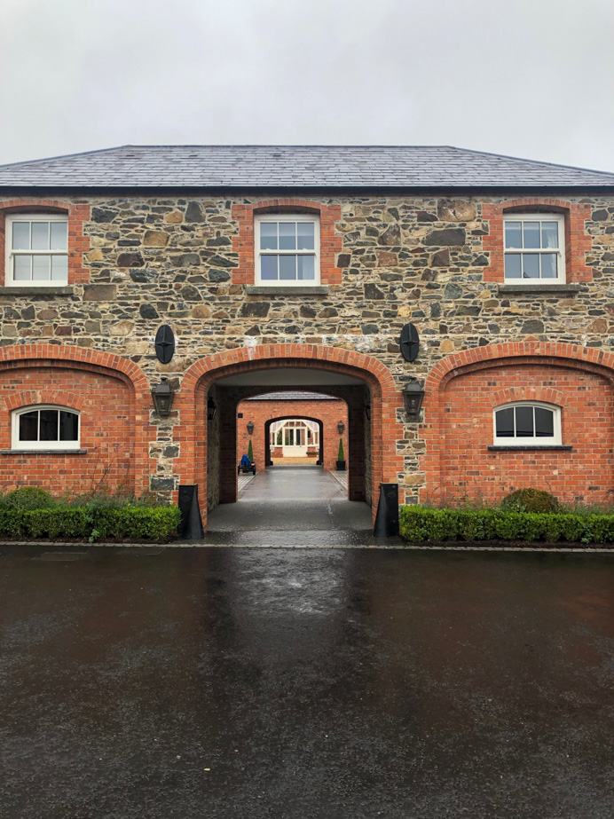 Coach House Boutique B & B Dromore review Co Down Northern Ireland.
