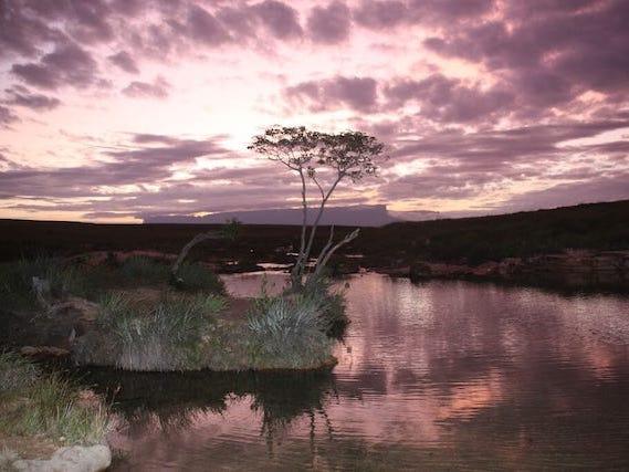 Photography portfolios travel photography Venezuela sunset