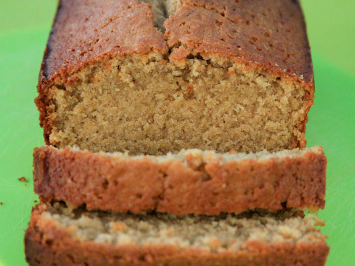 Spice Cake Recipe - made with nutmeg and allspice